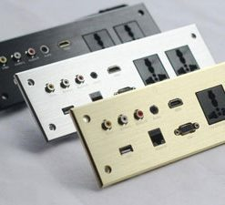 PANEL / SOCKET / OUTLET